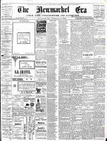 Newmarket Era (Newmarket, ON1861), January 5, 1894