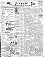 Newmarket Era (Newmarket, ON1861), January 12, 1894