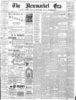 Newmarket Era (Newmarket, ON1861), January 19, 1894