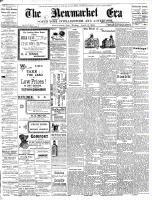 Newmarket Era (Newmarket, ON1861), April 6, 1894