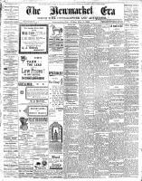 Newmarket Era (Newmarket, ON1861), May 4, 1894