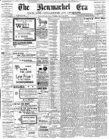 Newmarket Era (Newmarket, ON1861), July 13, 1894