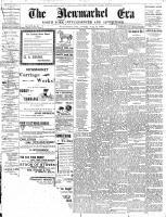 Newmarket Era (Newmarket, ON1861), August 3, 1894