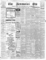 Newmarket Era (Newmarket, ON1861), August 31, 1894