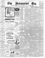 Newmarket Era (Newmarket, ON1861), October 12, 1894