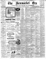 Newmarket Era (Newmarket, ON1861), October 19, 1894