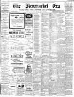 Newmarket Era (Newmarket, ON1861), October 26, 1894