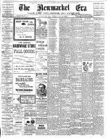 Newmarket Era (Newmarket, ON1861), November 9, 1894