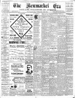 Newmarket Era (Newmarket, ON1861), November 23, 1894