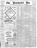 Newmarket Era (Newmarket, ON1861), December 7, 1894