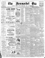 Newmarket Era (Newmarket, ON1861), December 28, 1894