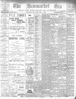 Newmarket Era (Newmarket, ON1861), July 12, 1895