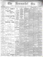 Newmarket Era (Newmarket, ON1861), July 19, 1895