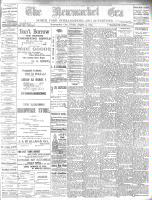 Newmarket Era (Newmarket, ON1861), August 9, 1895