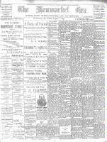 Newmarket Era (Newmarket, ON1861), August 21, 1896