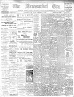 Newmarket Era (Newmarket, ON1861), November 27, 1896