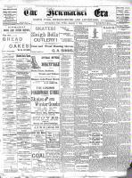 Newmarket Era (Newmarket, ON1861), January 8, 1897