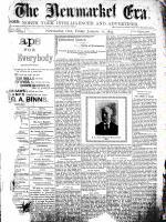 Newmarket Era (Newmarket, ON1861), January 22, 1897