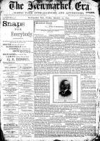Newmarket Era (Newmarket, ON1861), January 29, 1897