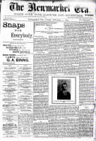 Newmarket Era (Newmarket, ON1861), February 5, 1897