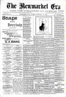 Newmarket Era (Newmarket, ON1861), February 12, 1897