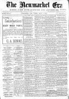 Newmarket Era (Newmarket, ON1861), April 2, 1897