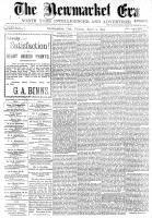 Newmarket Era (Newmarket, ON1861), April 9, 1897