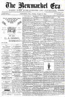 Newmarket Era (Newmarket, ON1861), August 6, 1897