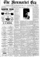 Newmarket Era (Newmarket, ON1861), September 3, 1897