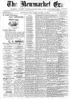 Newmarket Era (Newmarket, ON1861), October 15, 1897