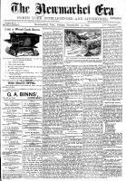 Newmarket Era (Newmarket, ON1861), November 19, 1897