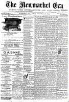 Newmarket Era (Newmarket, ON1861), November 26, 1897
