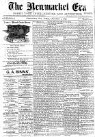 Newmarket Era (Newmarket, ON1861), December 3, 1897