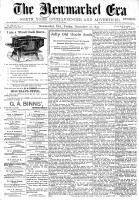 Newmarket Era (Newmarket, ON1861), December 10, 1897