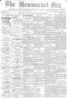 Newmarket Era (Newmarket, ON), January 14, 1898