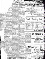 Newmarket Era (Newmarket, ON), January 28, 1898