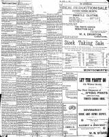 Newmarket Era (Newmarket, ON), February 4, 1898