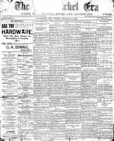 Newmarket Era (Newmarket, ON), February 11, 1898