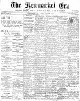 Newmarket Era (Newmarket, ON), April 8, 1898