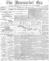 Newmarket Era (Newmarket, ON1861), May 6, 1898