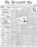 Newmarket Era (Newmarket, ON1861), May 27, 1898