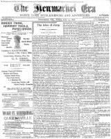 Newmarket Era (Newmarket, ON1861), July 15, 1898