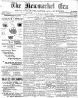 Newmarket Era (Newmarket, ON1861), August 5, 1898