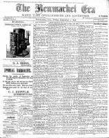 Newmarket Era (Newmarket, ON1861), September 2, 1898