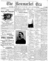 Newmarket Era (Newmarket, ON1861), October 7, 1898