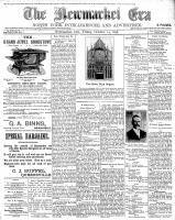 Newmarket Era (Newmarket, ON1861), October 14, 1898
