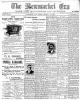 Newmarket Era (Newmarket, ON1861), October 21, 1898