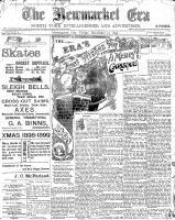 Newmarket Era (Newmarket, ON1861), December 23, 1898