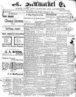 Newmarket Era (Newmarket, ON1861), January 6, 1899