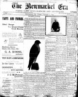 Newmarket Era (Newmarket, ON1861), February 17, 1899